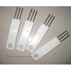 Set of hine weight hanger for all knitting machines brother silver reed