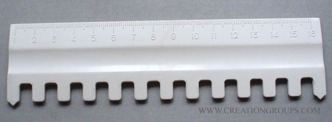 Needle Pusher 1/1 6.5mm Mid Gauge Knitting Machine