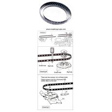TIMING BELT BROTHER KNITTING MACHINE KH260 PARTS NO.413464001