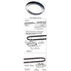 TIMING BELT BROTHER KNITTING MACHINE KH270 417360001