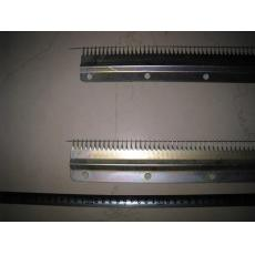 New Cast-on Comb Set for 6.5mm Ribber Knitting Machine SR860 of SK860 SK160 & CG165