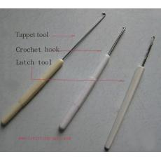 Crochet Hook Tool,Tappet Tool,Latch Tool Set for Brother/KnitKing/Silver Reed/Singer Knitting Machine
