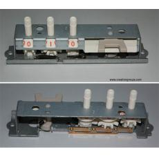 NEW ROW COUNTER SET FOR BROTHER KH868 KH864 KH881 KH892 KH894 KH910 KH930 KH940 KH950