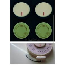 2 New Stitch Dial Cap for Brother Knitting Machine KH840 KH860 KH864 KH868 KH890 KH970 KH260 KH270