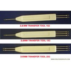 Transfer Tool Set 1X2,1X3,2X3 for 3.5mm 3.6mm Fine Gauge SK370 SK270 FRP70 FRJ80 SK830 KH120 KR120