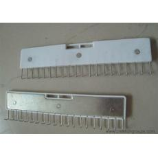 Two Pin Type Long Claw Weight Lace Claw Weight Wide Hanger for Brother Silver Reed Knitting Machine