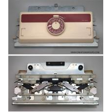 New Carriage Complete Set for Brother KnitKing Artisan Creative KR230 9mm Ribber Knitting Machine