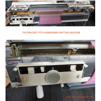 Bracket Assembly Right for Brother Artisan KR850 KnitKing KR900 Ribber Knitting Machine